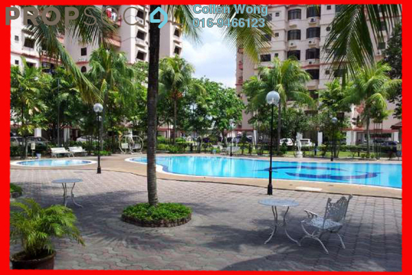 For Sale Condominium at Sri Manja Court, PJ South Leasehold Unfurnished 3R/2B 440k