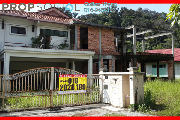 For Sale Terrace at BK5, Bandar Kinrara Freehold Unfurnished 4R/3B 1.9m