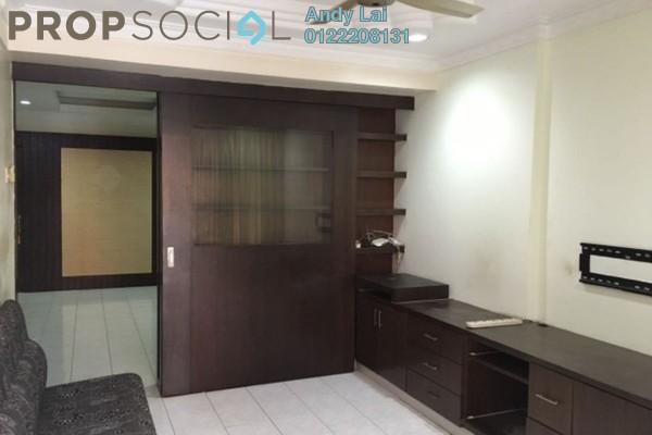 For Rent Apartment at Sri Camellia Apartment, Kajang Freehold Fully Furnished 3R/2B 1.3k
