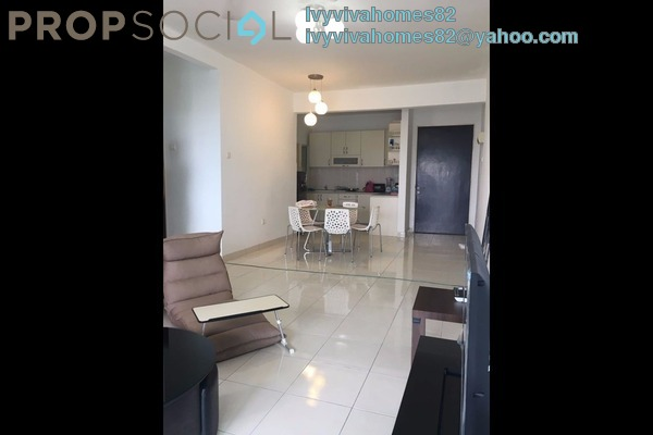 For Sale Condominium at Koi Kinrara, Bandar Puchong Jaya Freehold Unfurnished 3R/2B 450k