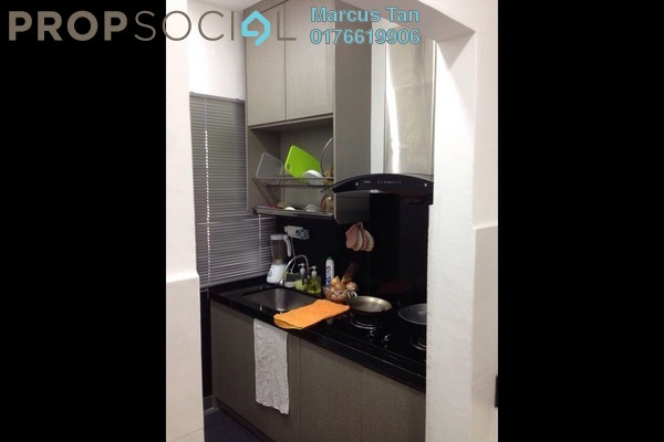 For Sale Condominium at Aman Putri, Sungai Buloh Freehold Fully Furnished 3R/2B 680k