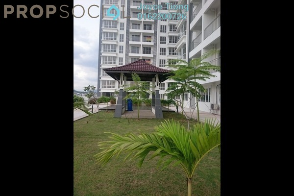 For Rent Condominium at 7 Tree Seven Residence, Bandar Sungai Long Freehold Semi Furnished 3R/2B 1.3k