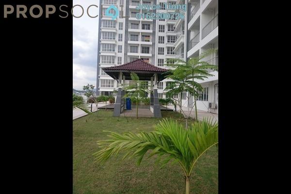 For Rent Condominium at 7 Tree Seven Residence, Bandar Sungai Long Freehold Semi Furnished 3R/2B 1.3k
