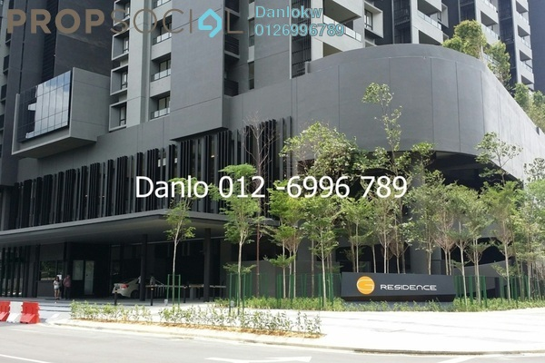 For Rent Condominium at G Residence, Desa Pandan Freehold Fully Furnished 2R/2B 3.5k