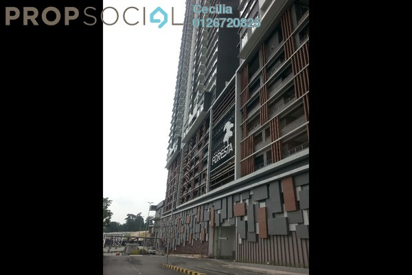 For Sale Condominium at Damansara Foresta, Bandar Sri Damansara Freehold Semi Furnished 3R/3B 830k