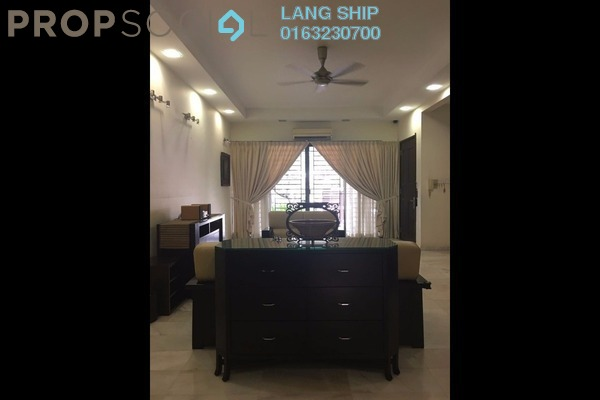 For Rent Terrace at Taman Esplanad, Bukit Jalil Freehold Fully Furnished 5R/4B 4k