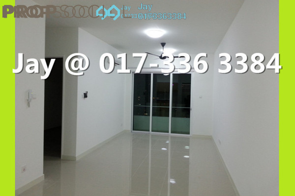 For Sale Condominium at Scenaria, Segambut Freehold Semi Furnished 3R/2B 563k