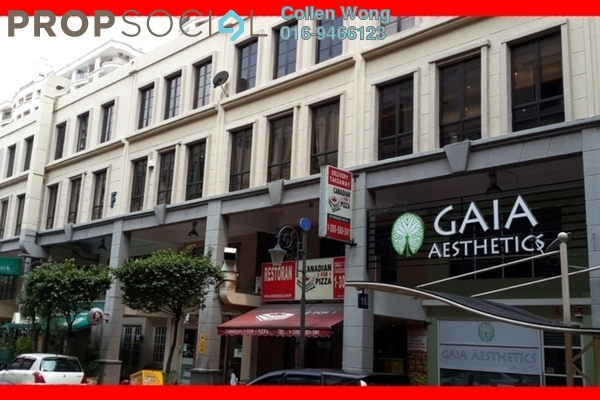 For Sale Shop at Plaza Damas, Sri Hartamas Freehold Unfurnished 0R/0B 3.1m
