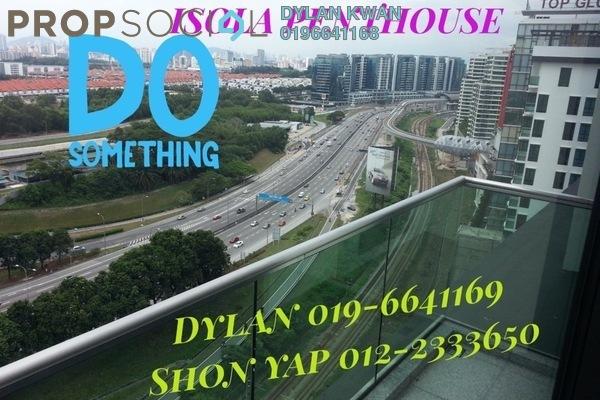 For Sale Condominium at Isola, Subang Jaya Freehold Semi Furnished 4R/4B 3.8m