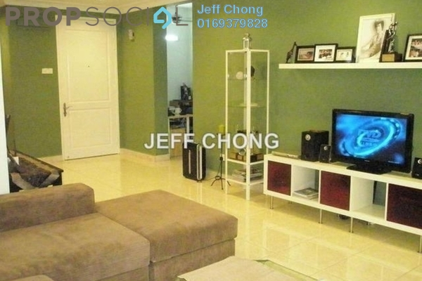 For Sale Condominium at Casa Tropicana, Tropicana Leasehold Semi Furnished 3R/2B 960k