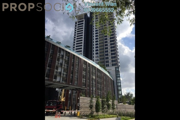 For Sale Condominium at Serai, Bangsar Freehold Semi Furnished 5R/6B 8.58m