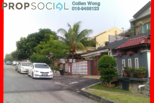For Sale Terrace at SS19, Subang Jaya Freehold Semi Furnished 6R/3B 1.4m