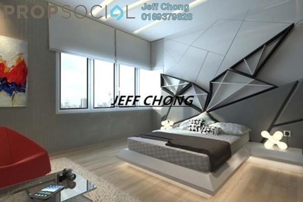 For Rent Apartment at Hijauan Saujana, Saujana Freehold Semi Furnished 0R/1B 1.3k