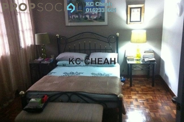 For Sale Terrace at SD10, Bandar Sri Damansara Freehold Semi Furnished 4R/3B 1.0百万