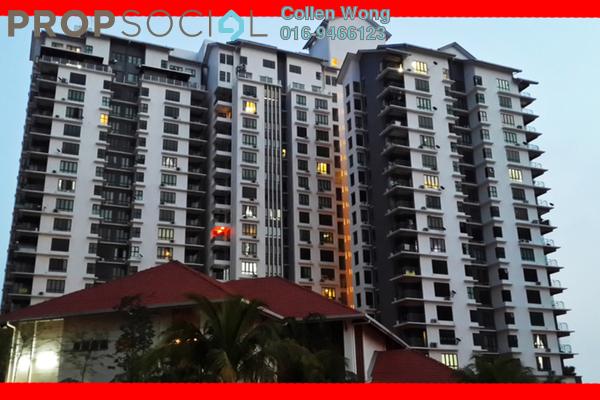 For Sale Condominium at Atmosfera, Bandar Puchong Jaya Freehold Unfurnished 3R/3B 580k