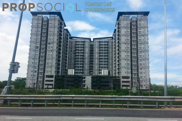 For Sale Condominium at Anyaman Residence, Bandar Tasik Selatan Freehold Unfurnished 3R/2B 620k
