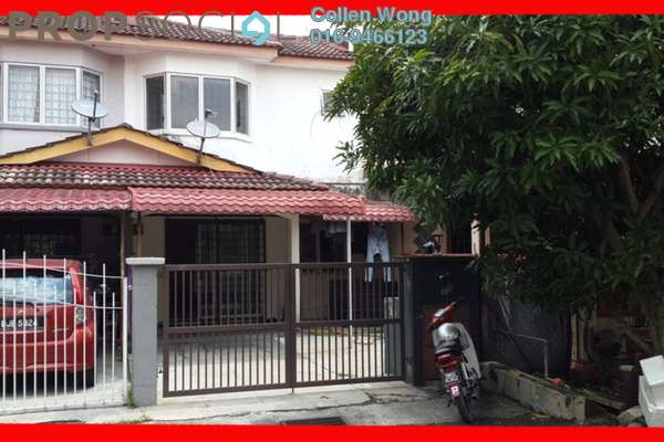 For Rent Terrace at PU10, Bandar Puchong Utama Freehold Unfurnished 4R/3B 1.3k