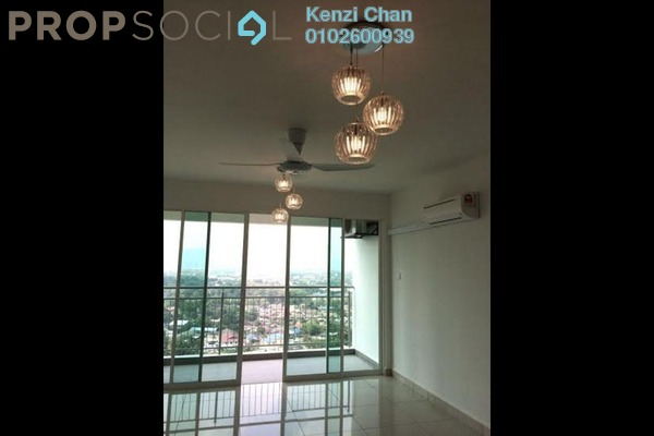 For Sale Condominium at Bayu Sentul, Sentul Leasehold Unfurnished 3R/2B 540k