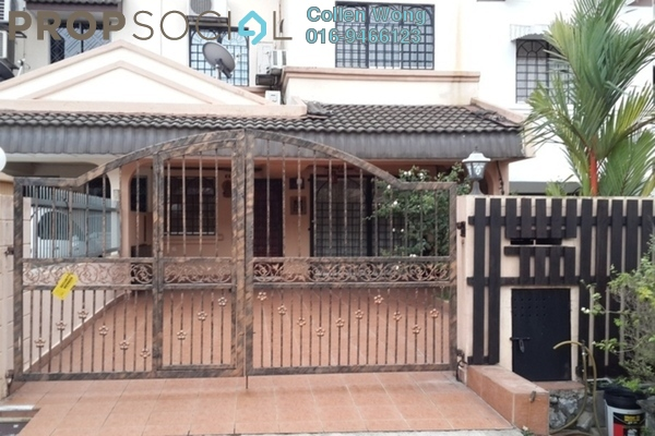 For Rent Terrace at Koi Kinrara, Bandar Puchong Jaya Freehold Fully Furnished 4R/3B 2k