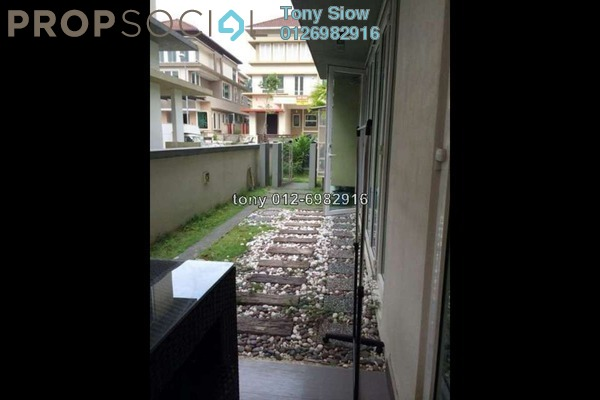 For Sale Semi-Detached at The Rafflesia, Damansara Perdana Leasehold Semi Furnished 4R/5B 2.5m