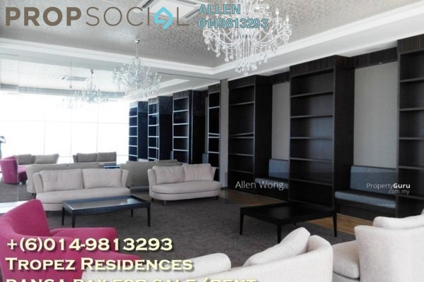 For Rent Serviced Residence at Tropez Residences, Danga Bay Freehold Semi Furnished 2R/2B 1.3k