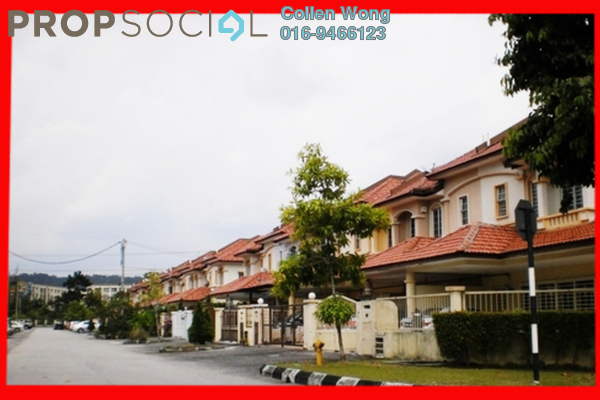 For Rent Terrace at Mutiara Puchong, Puchong Leasehold Unfurnished 4R/3B 1.7k