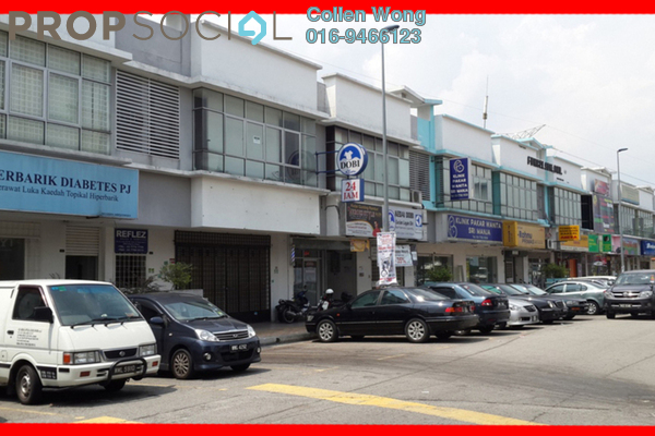 For Rent Shop at Taman Sri Sentosa, Old Klang Road Leasehold Unfurnished 0R/0B 3.5k