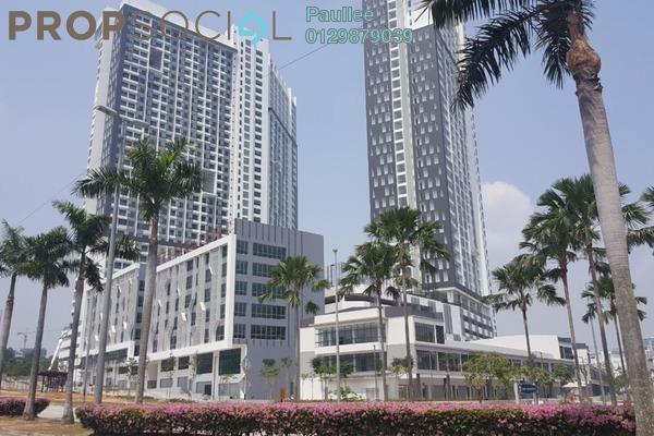 For Sale Condominium at CyberSquare, Cyberjaya Freehold Unfurnished 2R/2B 528k