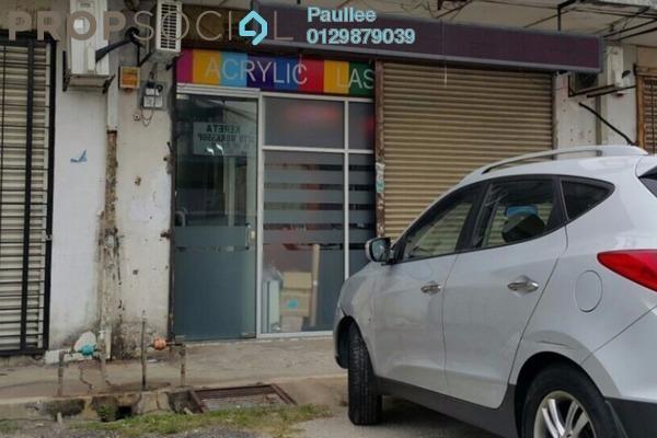 For Sale Factory at PU2, Bandar Puchong Utama Freehold Semi Furnished 0R/2B 750k