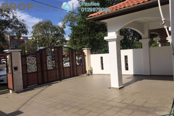 For Rent Terrace at USJ 4, UEP Subang Jaya Freehold Semi Furnished 4R/3B 1.9k