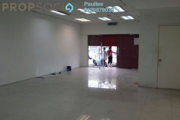 For Rent Shop at SS19, Subang Jaya Freehold Semi Furnished 1R/2B 5.5k