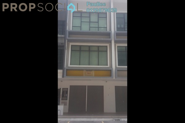 For Rent Shop at BP3, Bandar Bukit Puchong Freehold Unfurnished 0R/2B 2.8k