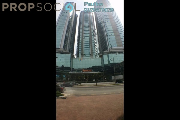 For Rent Office at The Vertical, Bangsar South Leasehold Unfurnished 0R/0B 3.2k