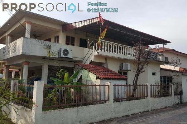 For Sale Terrace at PU8, Bandar Puchong Utama Freehold Semi Furnished 4R/3B 580k