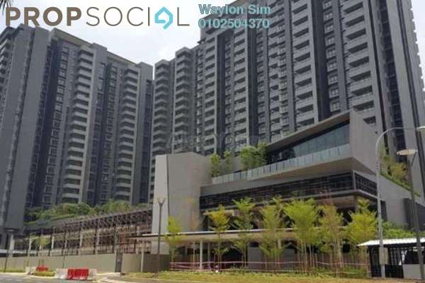 For Rent Condominium at G Residence, Desa Pandan Leasehold Semi Furnished 2R/2B 2.5k