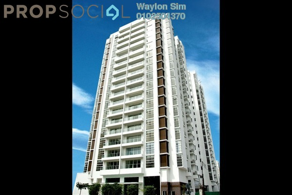 For Rent Condominium at Bintang Goldhill, KLCC Freehold Fully Furnished 4R/5B 5.5k