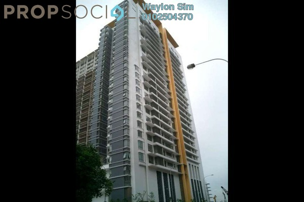 For Rent Condominium at 2 Hampshire, KLCC Freehold Fully Furnished 4R/5B 10k