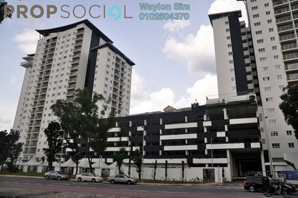 For Rent Condominium at Suria Jelatek Residence, Ampang Hilir Leasehold Fully Furnished 3R/2B 2.6k