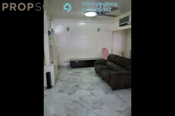 For Rent Apartment at Taman Indah Perdana, Kepong Leasehold Semi Furnished 3R/2B 850translationmissing:en.pricing.unit