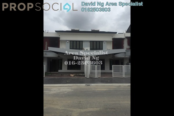 For Sale Terrace at Anggun 1, Rawang Freehold Unfurnished 4R/4B 890k