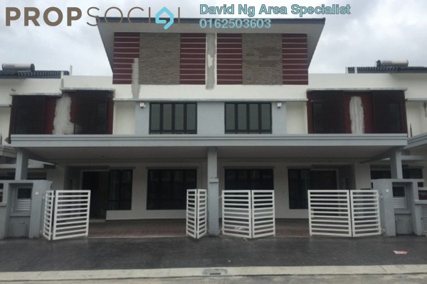 For Sale Terrace at Anggun 2, Rawang Freehold Unfurnished 4R/4B 960k