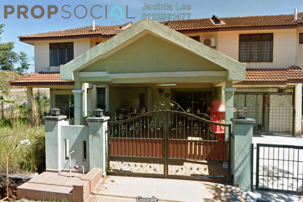 For Sale Terrace at Bukit Sentosa 3, Bukit Beruntung Freehold Semi Furnished 4R/3B 130k