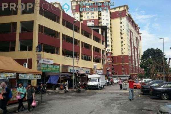 For Sale Apartment at Mentari Court 2, Bandar Sunway Leasehold Fully Furnished 3R/2B 240k