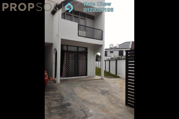 For Rent Terrace at SS19, Subang Jaya Freehold Semi Furnished 4R/3B 2k