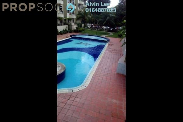For Sale Condominium at Leader Garden, Tanjung Bungah Freehold Semi Furnished 3R/2B 540k