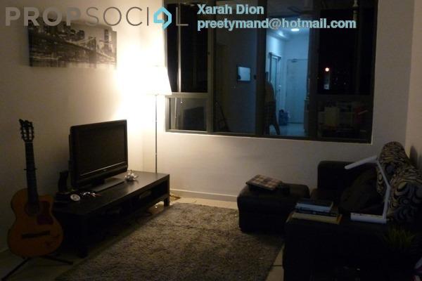 For Rent Condominium at Centrestage, Petaling Jaya Leasehold Semi Furnished 2R/2B 1.6k