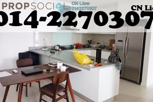 For Rent Condominium at Three28 Tun Razak, KLCC Freehold Fully Furnished 3R/3B 3.9k