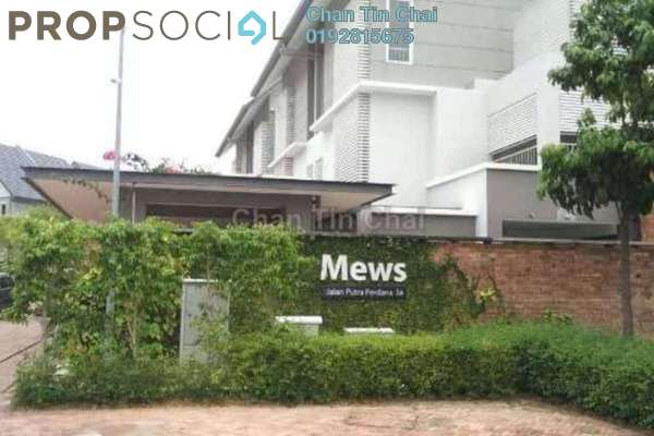 For Rent Terrace at The Glades, Putra Heights Freehold Semi Furnished 4R/4B 3.8k