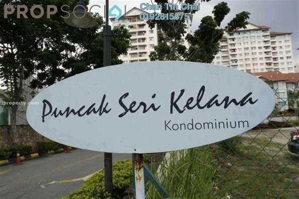 For Rent Condominium at Puncak Seri Kelana, Ara Damansara Leasehold Semi Furnished 3R/2B 1.9k
