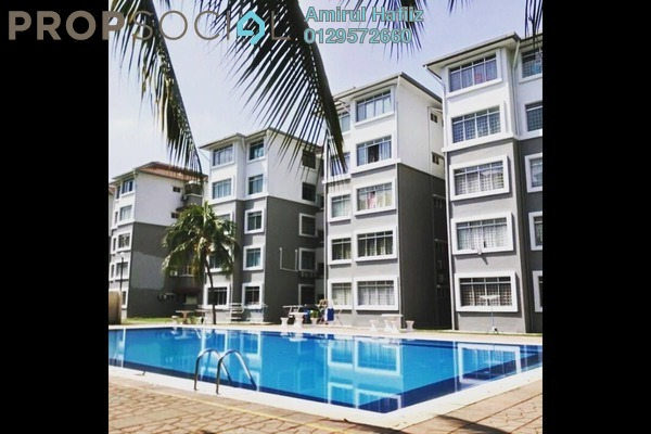 For Sale Condominium at Sri Sunway, Bandar Kinrara Leasehold Unfurnished 3R/2B 300k